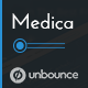 Medica - Unbounce Medical Landing Page - ThemeForest Item for Sale