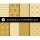 Seamless Patterns Set - GraphicRiver Item for Sale