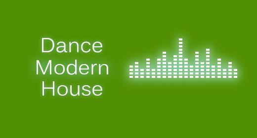 Dance, Modern, House