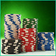 Casino Color Chip 3D Models
