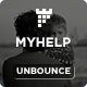 MyHelp - Non-Profit Unbounce Landing page Template - ThemeForest Item for Sale