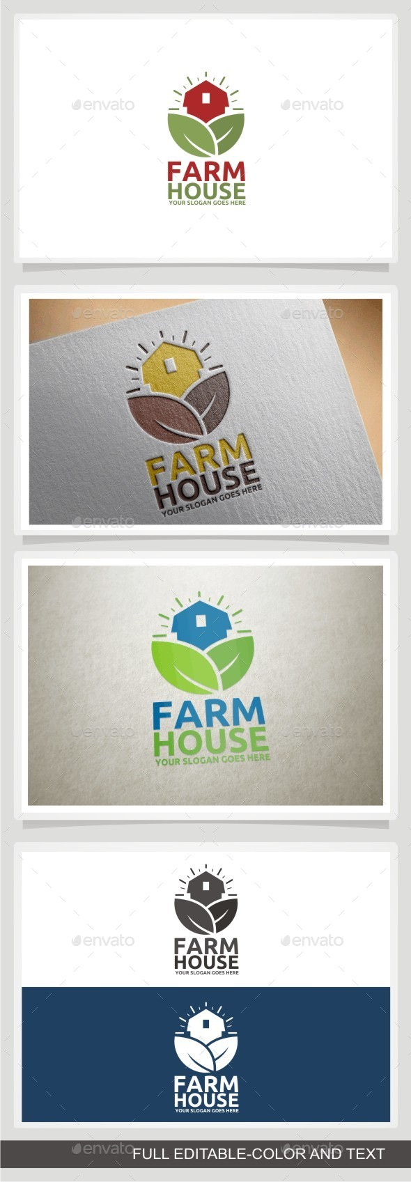 GraphicRiver Farm House 10988587
