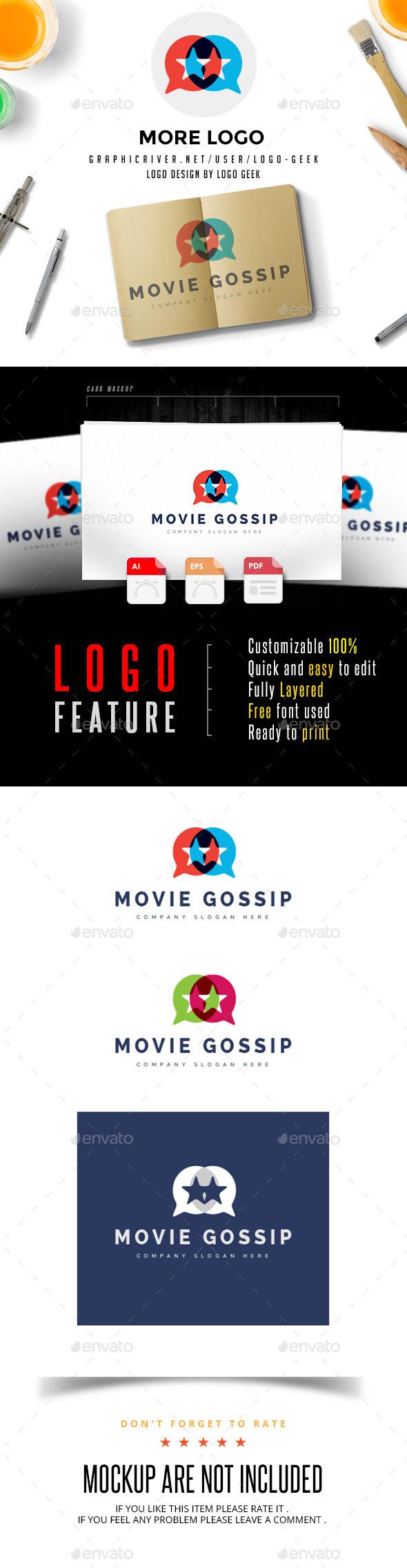 GraphicRiver Movie Gossip 10988605
