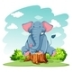 Elephant - GraphicRiver Item for Sale