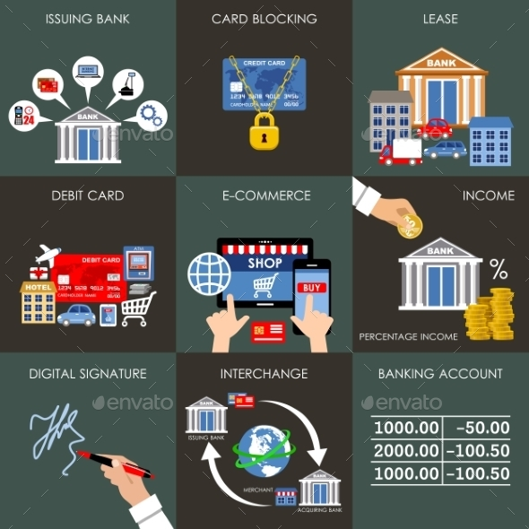 GraphicRiver Bank 10988976