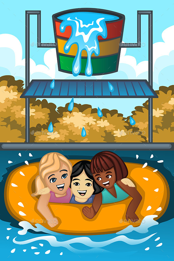 GraphicRiver Waterpark 10988983