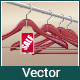 Hanger with Sale Tag - GraphicRiver Item for Sale