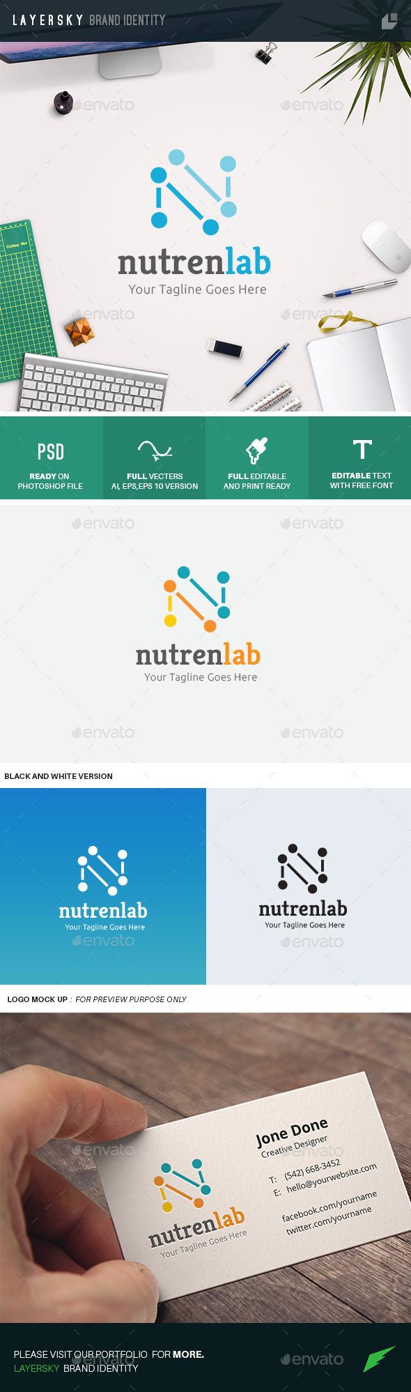 GraphicRiver Nutren Lab 10989853