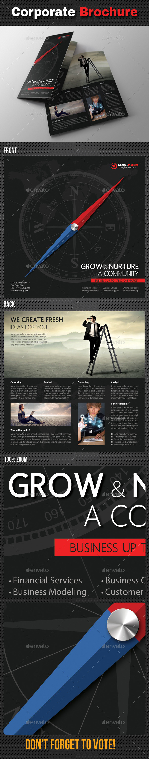 GraphicRiver Corporate Bifold Brochure 02 10989961