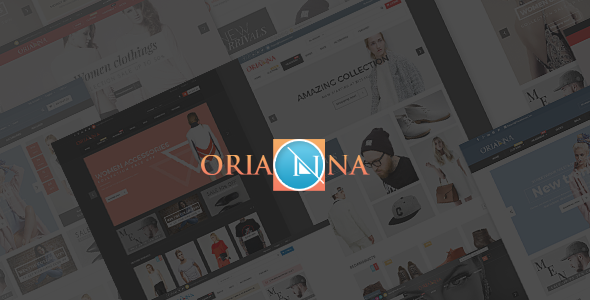 ThemeForest Orianna Fashion PSD Template 10990872