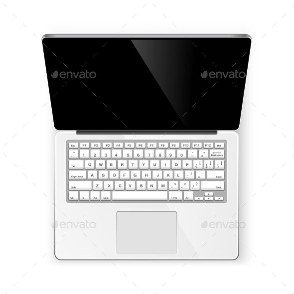 GraphicRiver Laptop Vector 10991146