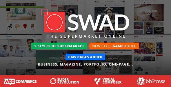 Oswad v1.1.11 – Responsive Market Online