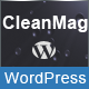 CleanMag - Responsive News, Magazine, Blog Theme - ThemeForest Item for Sale