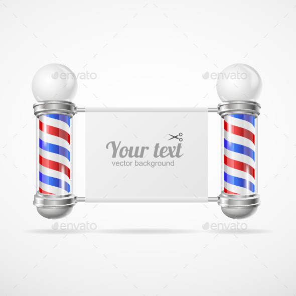 GraphicRiver Barber Shop 10991594