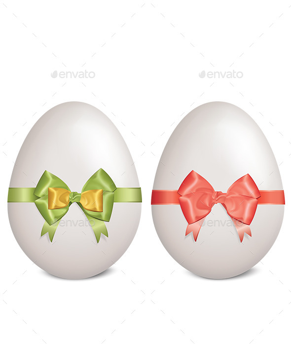 GraphicRiver Easter Eggs 10991621