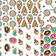 Sweet-Tooth Pattern Set - GraphicRiver Item for Sale