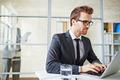 Businessman typing - PhotoDune Item for Sale