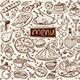 Food Sketch  - GraphicRiver Item for Sale