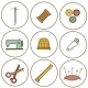 Sewing Equipment - GraphicRiver Item for Sale