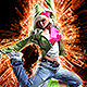 Energetic Ray 3 - Photoshop Action - GraphicRiver Item for Sale