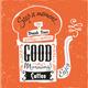 Vintage Cafe Menu with a Teapot Shape.  - GraphicRiver Item for Sale