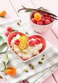 Rice pudding with fresh fruits - PhotoDune Item for Sale