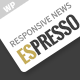 ESPRESSO - Magazine / Newspaper WordPress Theme - ThemeForest Item for Sale