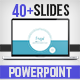 Frugal PowerPoint Template - GraphicRiver Item for Sale