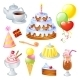 Birthday Set - GraphicRiver Item for Sale