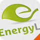 Energy Leaf Logo - GraphicRiver Item for Sale