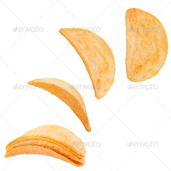 Potato Chips - Stock Photo - Images