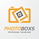 Photo Boxs Logo - GraphicRiver Item for Sale