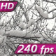 Snowfall in the Forest - VideoHive Item for Sale