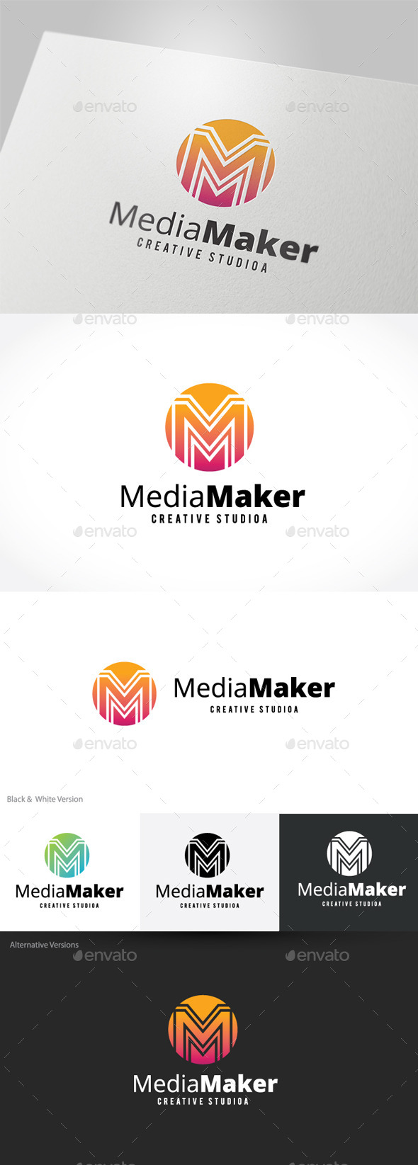 GraphicRiver Media Maker 10995027