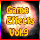 Game Effects Vol.9 - GraphicRiver Item for Sale