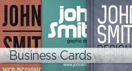 Beautiful Business Card Designs