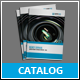 Agency Calalog Brand Template - GraphicRiver Item for Sale
