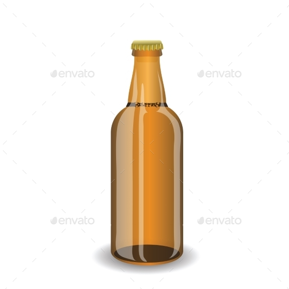 GraphicRiver Bottle of Beer 10995868