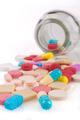 Spilled Pills - PhotoDune Item for Sale