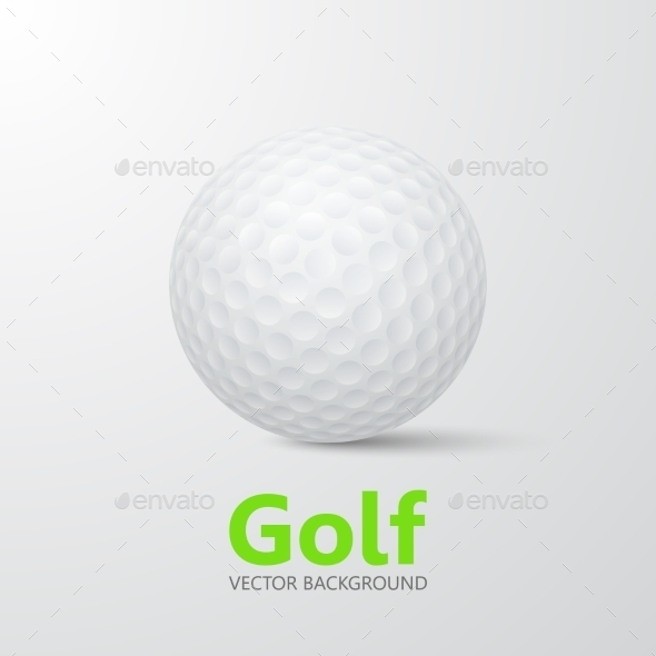 GraphicRiver Golf Background 10996684