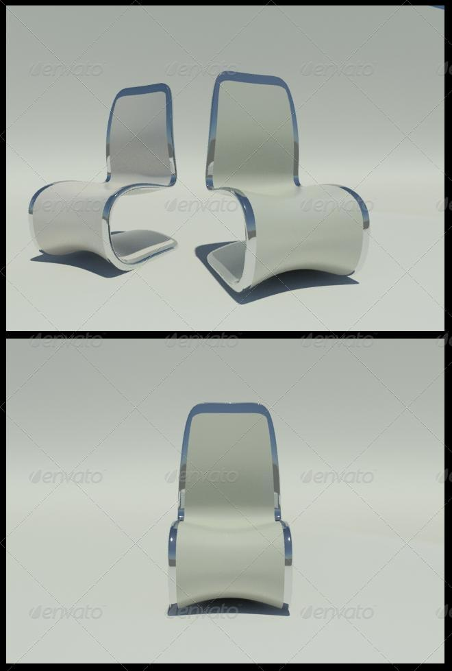 3DOcean Chair 136370