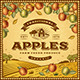Vintage Apples Label - GraphicRiver Item for Sale
