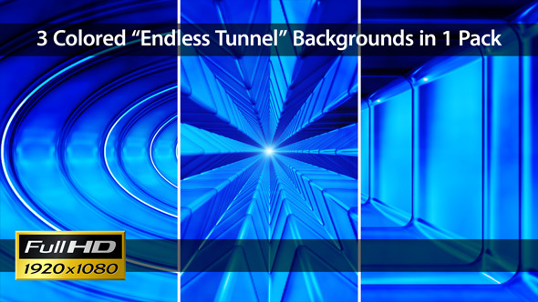 Broadcast Endless Tunnel Pack 01