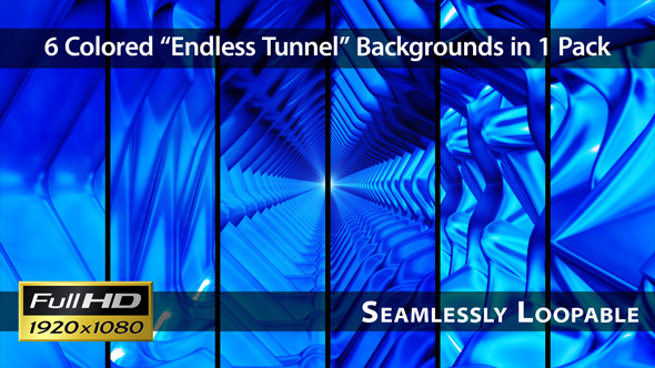 Broadcast Endless Tunnel Pack 04