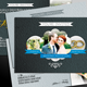 Wedding Invitation #2 - Horizontal - GraphicRiver Item for Sale