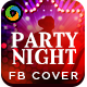 Party  Facebook Cover - GraphicRiver Item for Sale