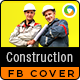 Construction Facebook Covers - 2 Designs - GraphicRiver Item for Sale