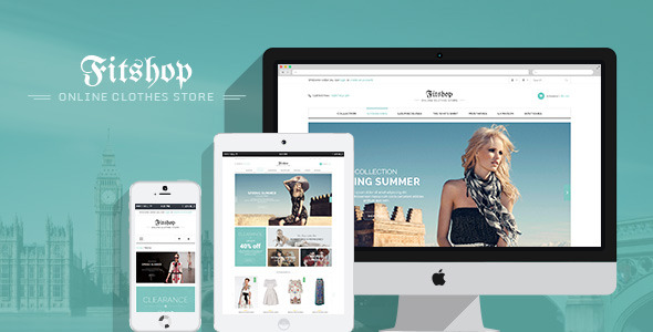 Fitshop WooCommerce WordPress Theme