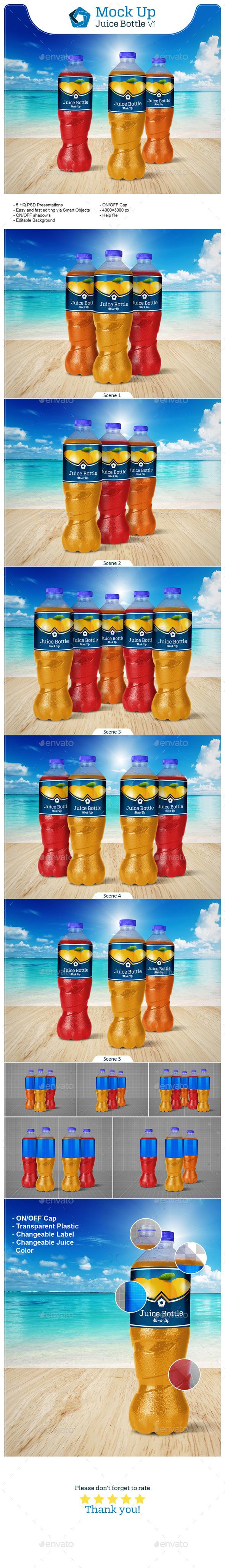 Juice Bottle V.1