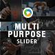 Multipurpose Slider - GraphicRiver Item for Sale